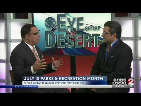 Eye on the Desert – DRD offers summertime fun!