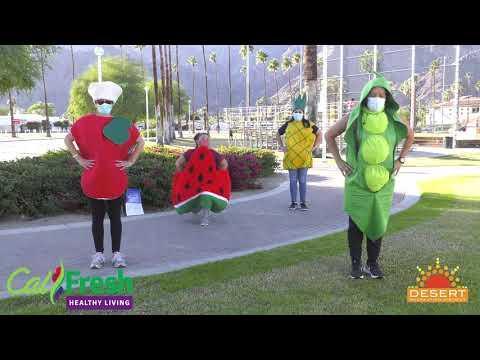 CalFresh Tiny Titans (Video)