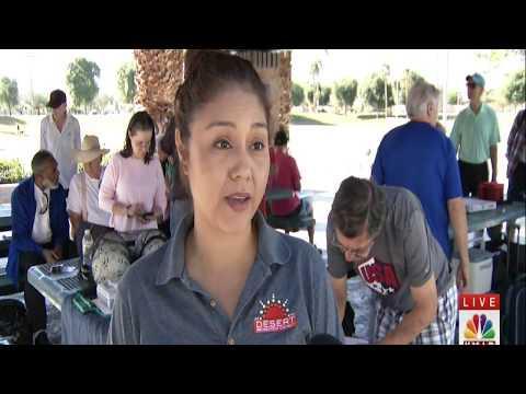 18th Annual Palm Desert Sr. Games On KMIR (NBC)