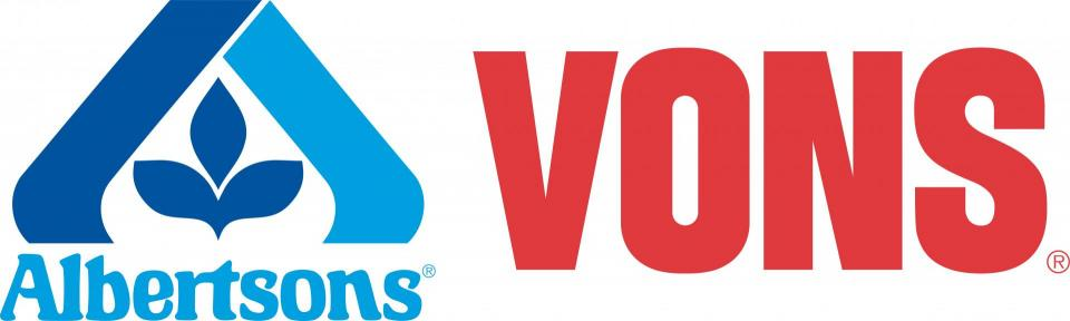 Albertson's and VONS Logos