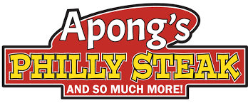 Apong's Philly Steak Logo
