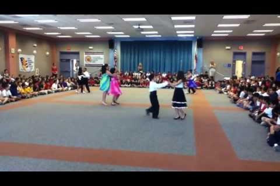 Swing With Van Buren ASES