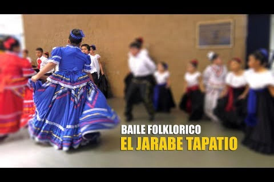 Baile Folklorico: Dulcianie Learns Her Heritage