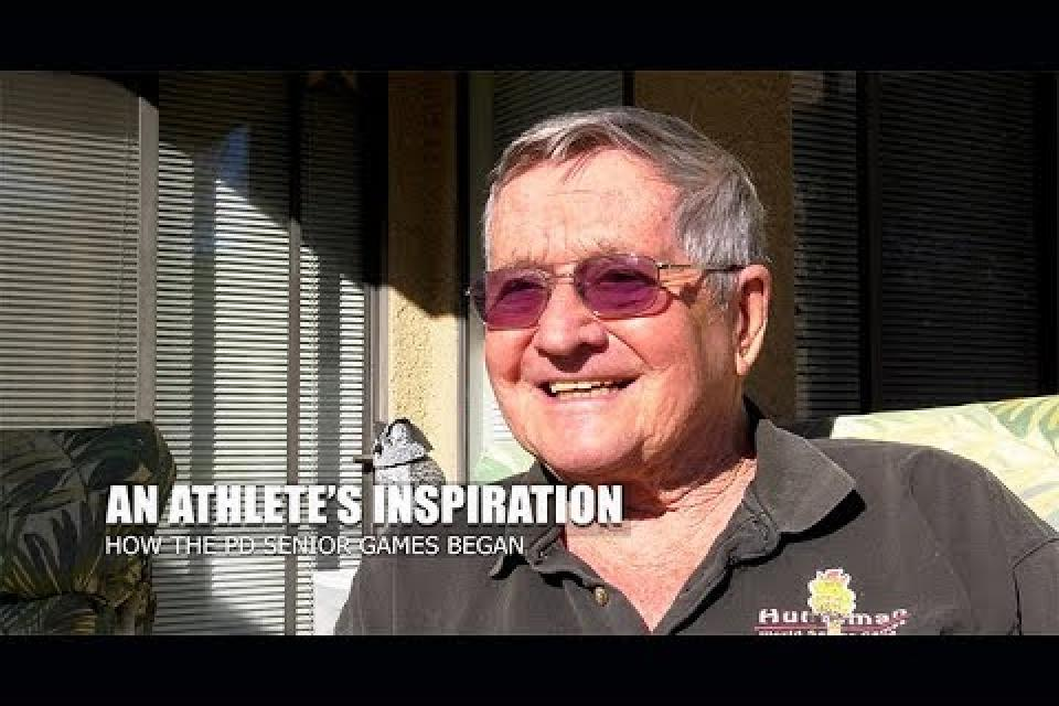 An Athlete's Inspiration