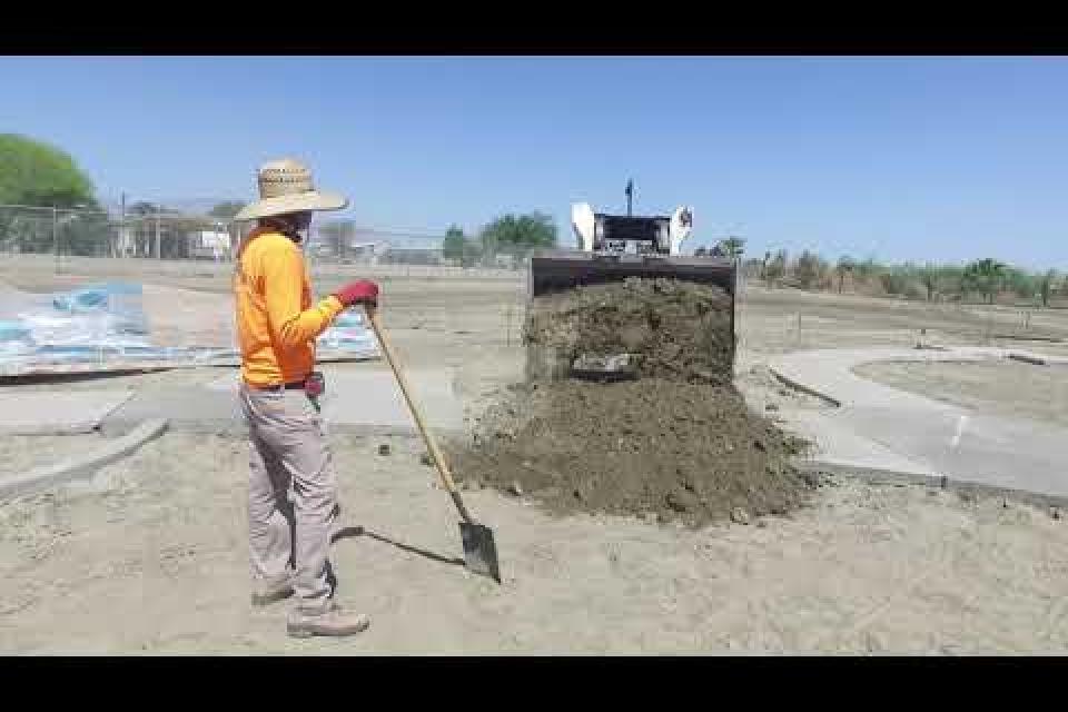 Sneak peak of our video for DRD's new park Oasis del Desierto