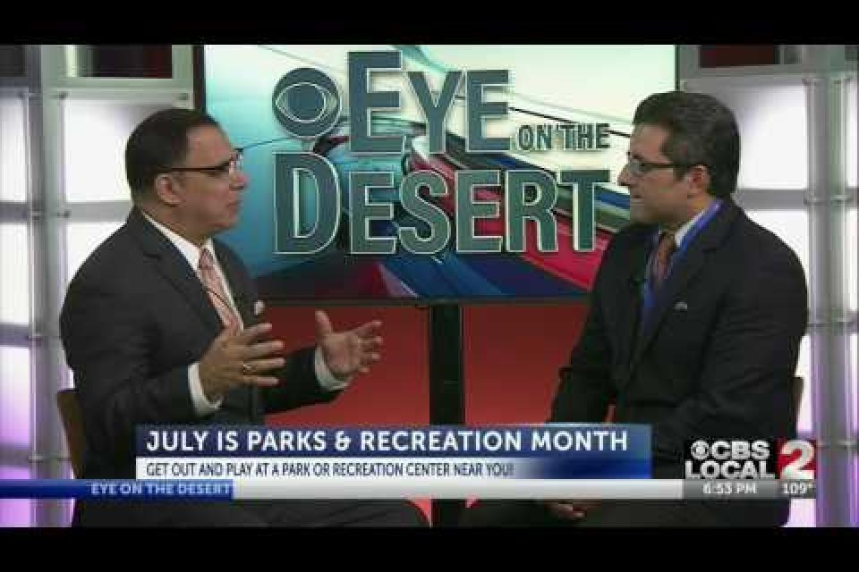 Eye on the Desert – DRD offers summertime fun!