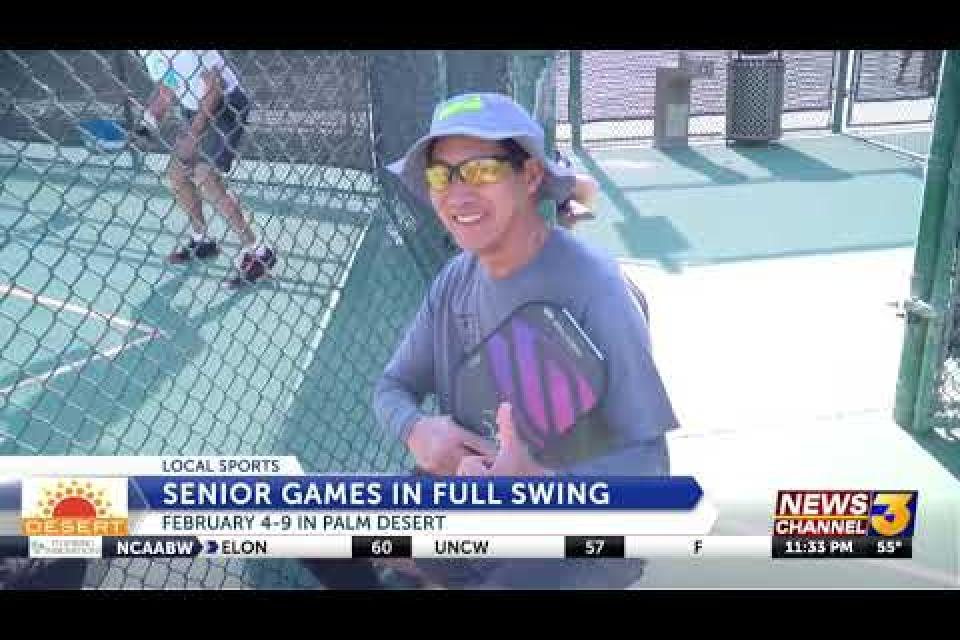 2020 Palm Desert Senior Games