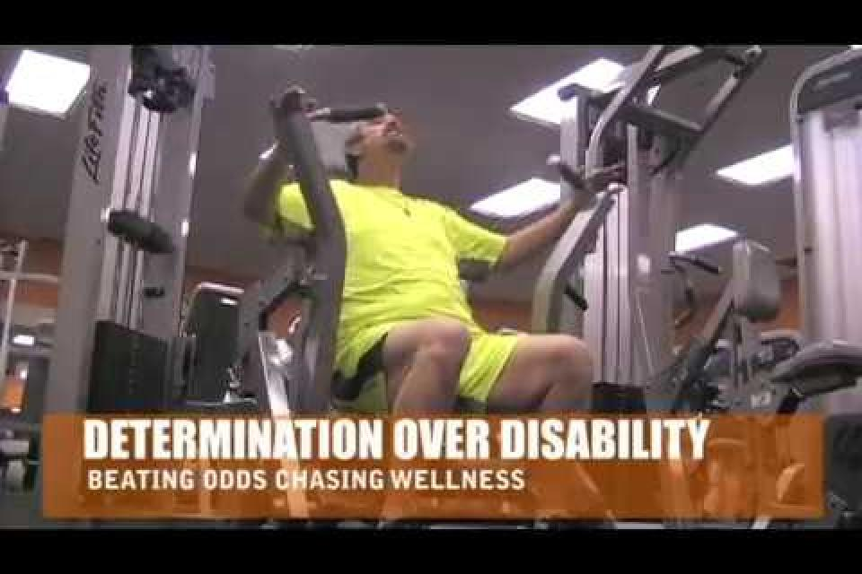 Determination Over Disability