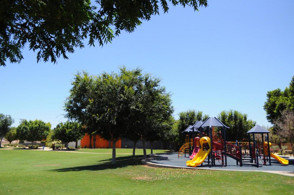 Indio Community Center Park photo